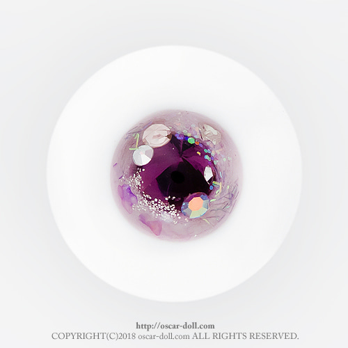 [pre-order] Smoky Grape ▶ 16,18,20mm