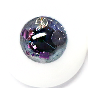 [pre-order] Dark in Violet ▶ 8mm