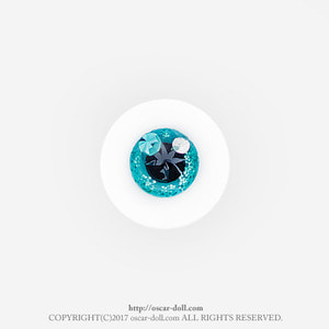 [pre-order] Winter Cyan ▶ 8,10,12mm