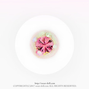 [pre-order♥limited] Limited Stone 'Champagne Rose'1 ▶ 14mm