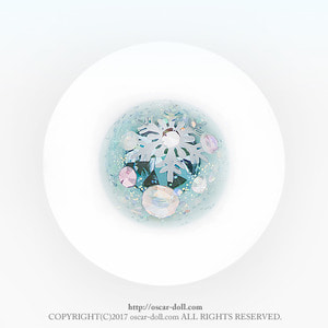 [pre-order♥limited] The blessing of snowflake ver.2 ▶ 16,18mm