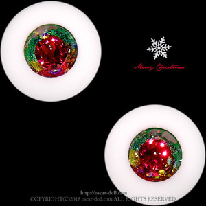 [pre-order] Red Christmas ▶ 14mm,16mm,18mm